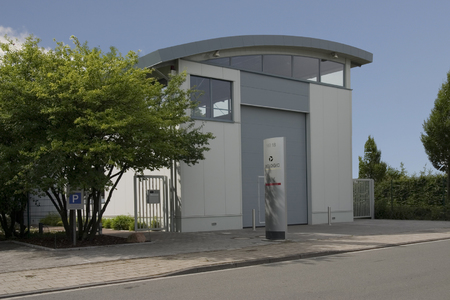Carit Automotive company headquarters in Münster